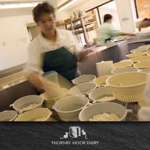 Thornby Moor Dairy-Little-Cheese-making image 2