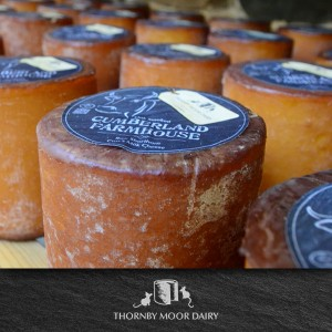 Thornby Moor Dairy - Oak Smoked Cumberland Farmhouse