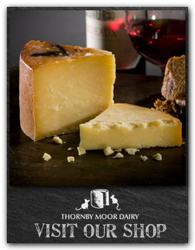 Thornby Moor Dairy - visit our shop