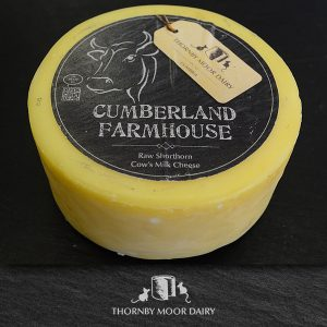 Thornby Moor Dairy - Little-waxed-Cumberland-Farmhouse